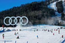 长白山万达国际滑雪场