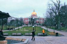 #Jan 8, 2016 #The Freedom Trail 自由之路  @Boston Comm