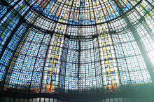Brasserie Printemps 位于巴黎春天百货(奥斯曼旗舰店)的6楼 每次去巴黎春天百货买