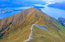 Roy's Peak。 大洋洲最受欢迎的徒步路线,每一步都是新的风景。来回走了7小时,也是迄今为止爬