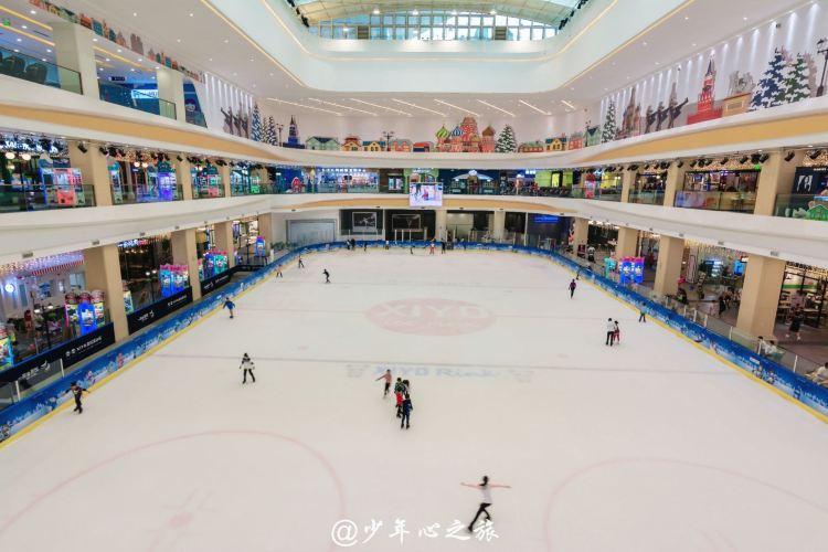 哈爾濱萬達寶馬娛雪樂園3