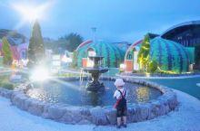 #带LUCKY旅行—日本篇# Aso Farm Village 日本熊本亲子主题屋超Cute! Lu