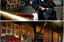 """距离成都市区仅20多公里的双流彭镇杨柳河畔,这座至今保留完好的百年老茶铺""""观音阁"""",原汁原味的老式茶"""