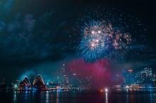 悉尼百万人跨年倒数,南半球最美烟火攻略