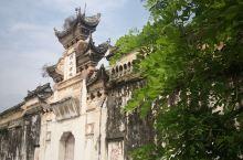 钟式宗祠,四川省文物保护,路过,不能进去,但外观十分气派。