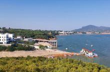 来陆浑水库玩吧!这里是河南洛阳嵩县,拦蓄的是伊水。全域旅游的嵩县,在这里更显湖光山色。碧波万顷,朝晖