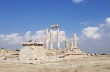 约旦安曼城堡山