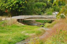 梅州小立村,小桥流水人家。