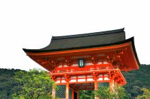 京都东山漫步半日游。从大阪站出发,坐JR到京都站出站坐公交到五条清水寺,顺着指示牌上山,游览清水寺。