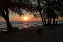 柬埔寨  西哈努克港  落日
