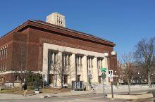 密西根大学法学院的校园~美~图书馆可以免费参观哦~赞赞赞!