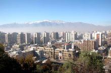 最狭长国家首都,能看到雪山的城市