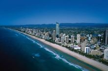 在南半球第一高楼上俯瞰绝美海景