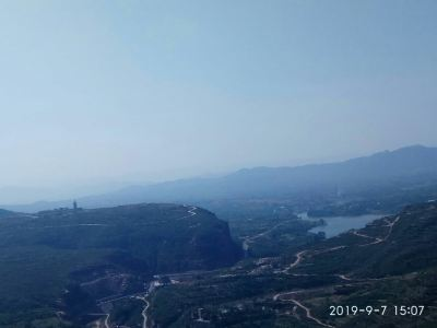 Tianti Mountain Scenic Area