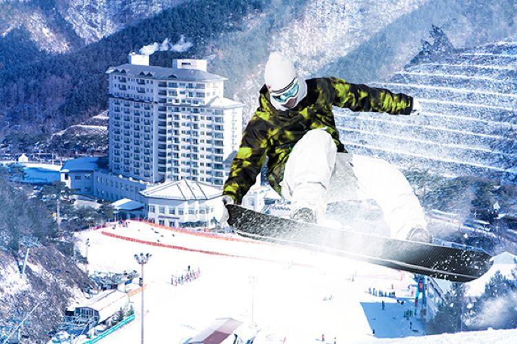 伊利希安江村度假村滑雪場3