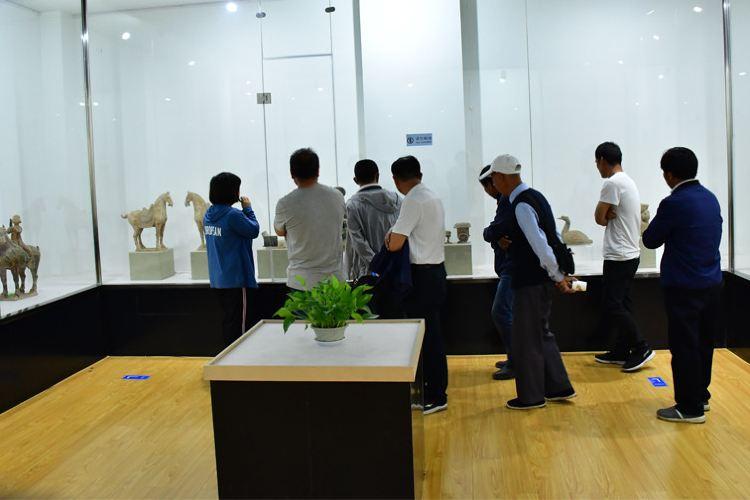 Zhangyeshi Sanyuan Museum3