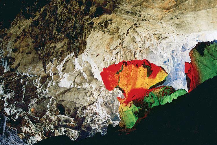 Yuhua Cave2