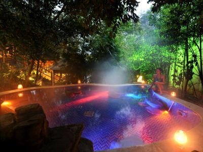 紅珠山森林溫泉