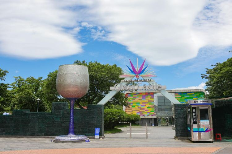 Jeju Glass Castle2