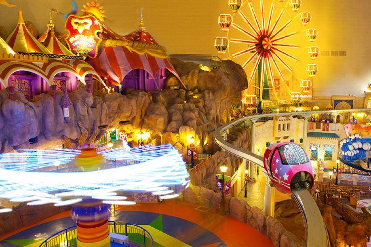 羅蒙環球樂園4
