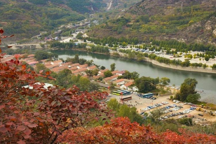 Tianci Mountain Sceneic Area3