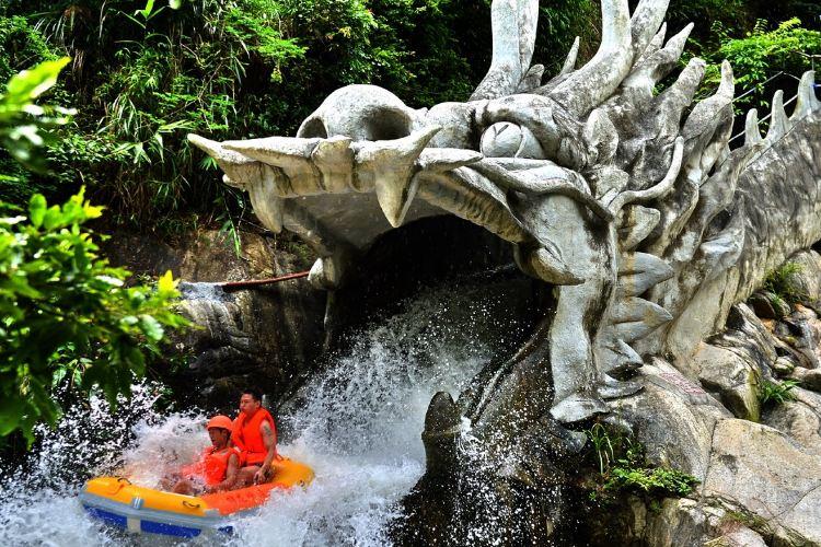 Xinxing Tianlushan Resort3