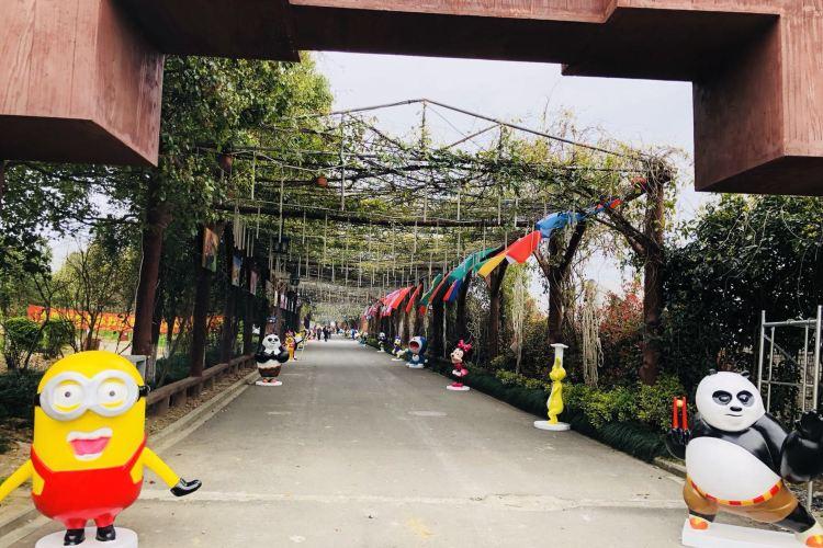 닝보 첸수이완 베니스 풍경마을3