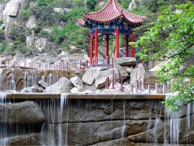 茶山風景区