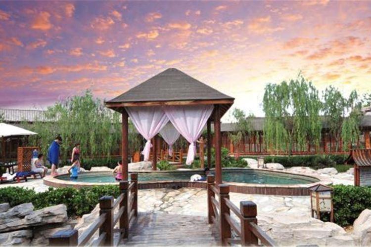 Tianmu Jiangbei Water City and Hot Spring Resort2