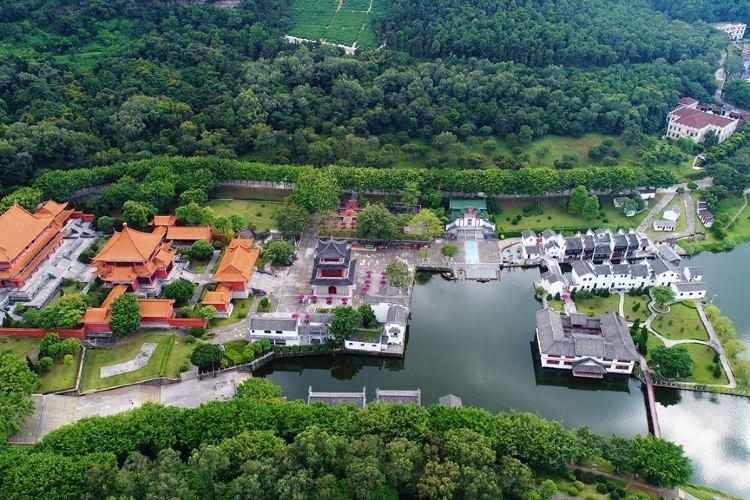 The CCTV Nanhai Movie and TV Town4