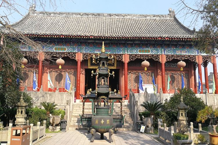 Jingzhou Historical and Cultural City Area2