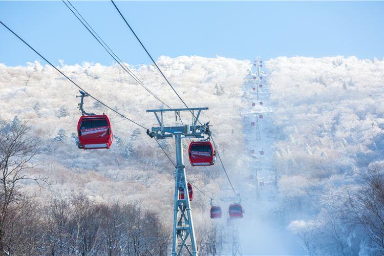 北大壺滑雪場3