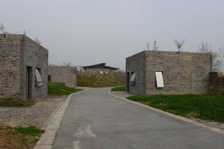중국 자이언트판다 보호연구센터, 두장옌기지1