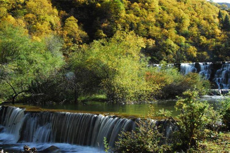 互助北山國家森林地質公園3