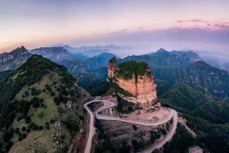 Zhougong Mountain1