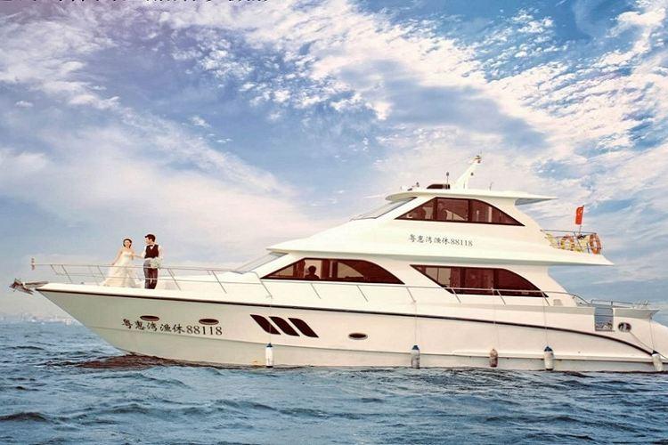 Dajia Island Yacht Cruise4