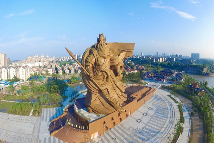 Jingzhou Historical and Cultural City Area1