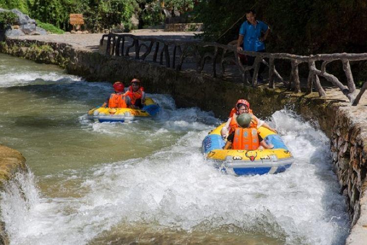 Yingxi Fenglin Tiger Valley Rafting4