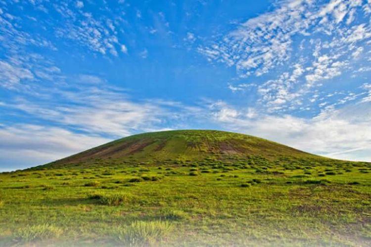 烏蘭哈達火山地質公園4