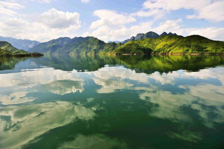 千峽湖生態旅遊度假區4