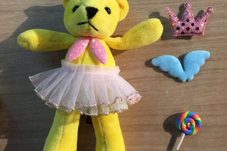 Teddy Bear Safari2