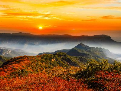 Mount Yunqiu Scenic Area