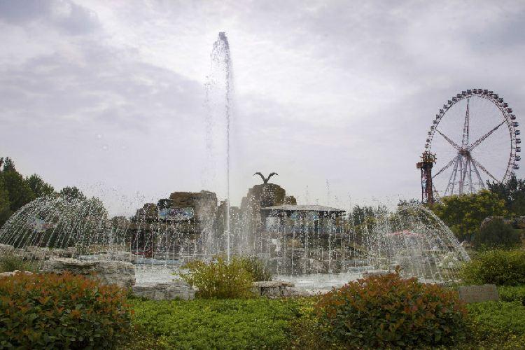 Xinma Kingdom Theme Park2