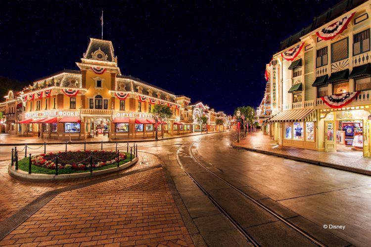 디즈니랜드 파크2