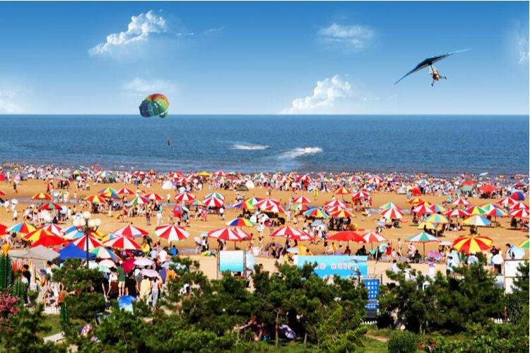 Rizhao Seaside National Forest Park1