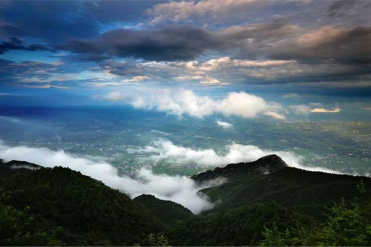 Yunshan National Forest Park2