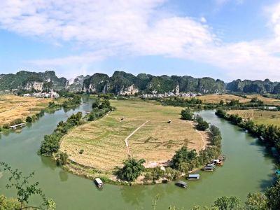 Xiaketaoyuan Sceneic Area