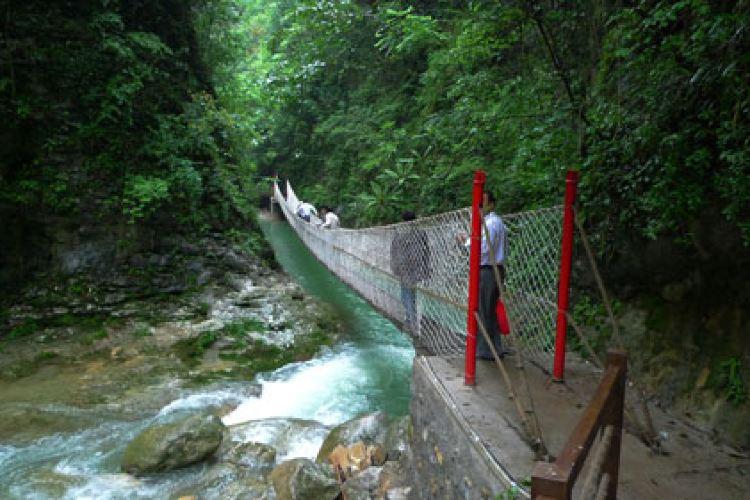 Zhongba Canyon3