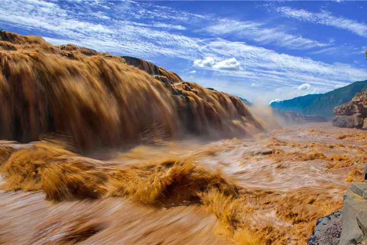 Hukou Waterfall3