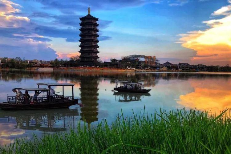 Xinhualian Tongguanyao Ancient Town2